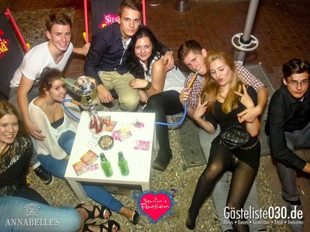 https://www.gaesteliste030.de/Partyfoto #40 Annabelle's Berlin vom 31.08.2012
