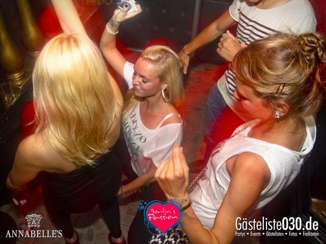 https://www.gaesteliste030.de/Partyfoto #59 Annabelle's Berlin vom 31.08.2012