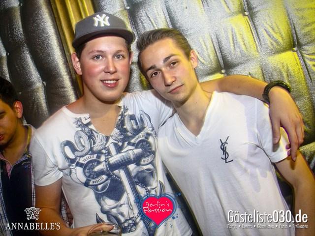 https://www.gaesteliste030.de/Partyfoto #21 Annabelle's Berlin vom 31.08.2012
