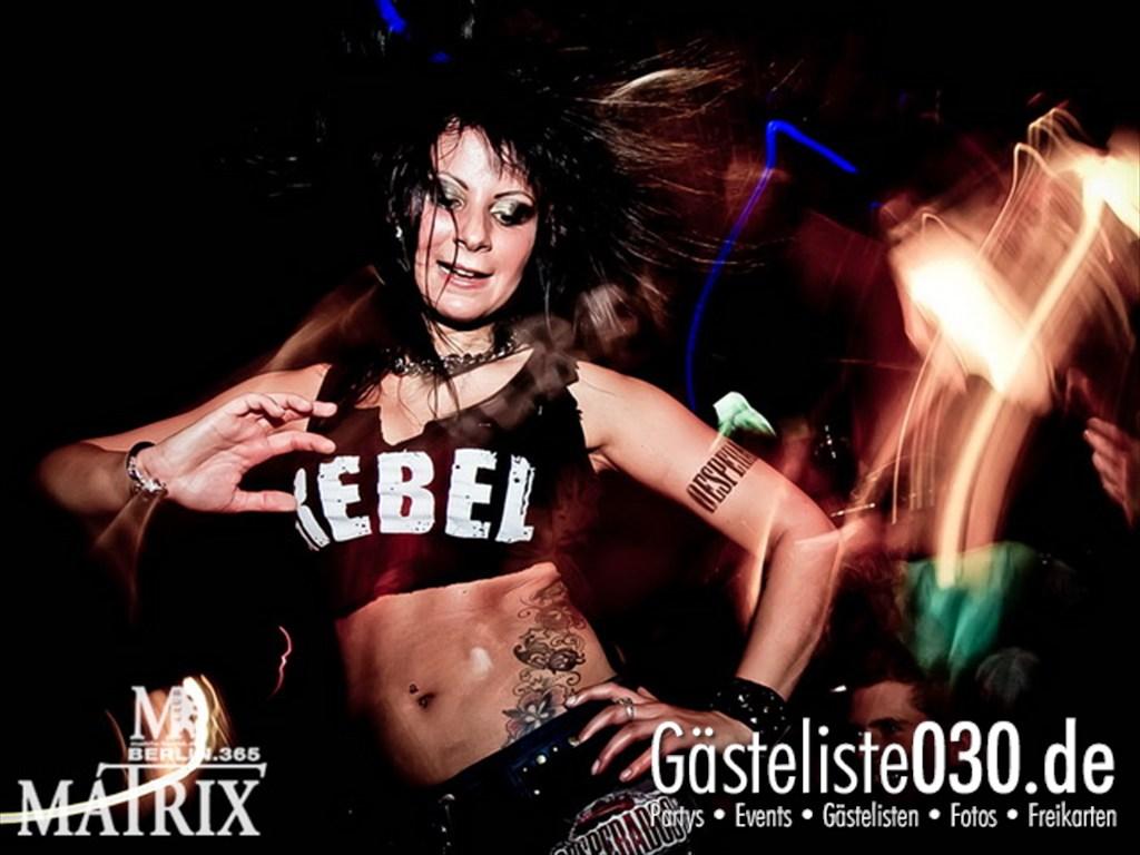 Partyfoto #50 Matrix 22.09.2012 Rebel Night