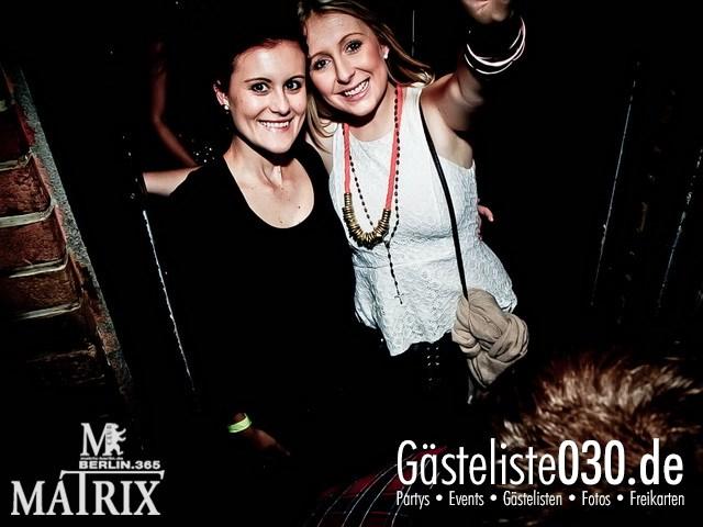 https://www.gaesteliste030.de/Partyfoto #109 Matrix Berlin vom 22.09.2012