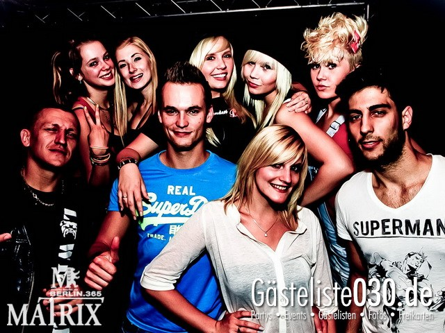 https://www.gaesteliste030.de/Partyfoto #21 Matrix Berlin vom 22.09.2012