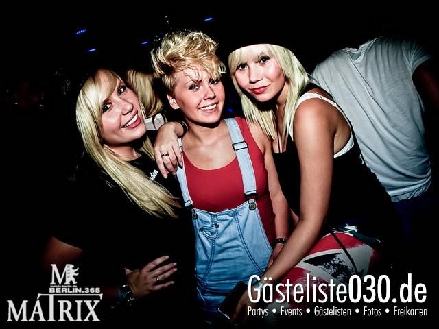 https://www.gaesteliste030.de/Partyfoto #32 Matrix Berlin vom 22.09.2012