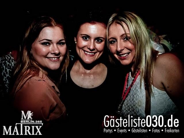 https://www.gaesteliste030.de/Partyfoto #46 Matrix Berlin vom 22.09.2012