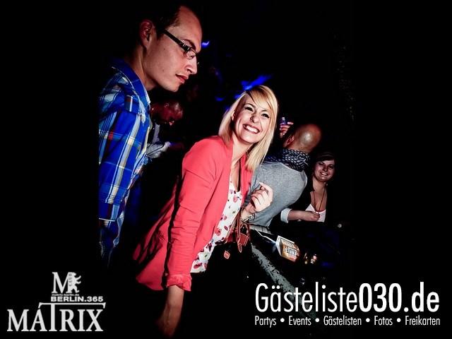 https://www.gaesteliste030.de/Partyfoto #87 Matrix Berlin vom 22.09.2012