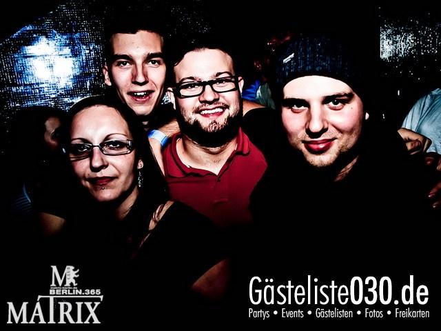 https://www.gaesteliste030.de/Partyfoto #101 Matrix Berlin vom 22.09.2012