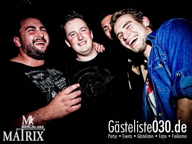 https://www.gaesteliste030.de/Partyfoto #8 Matrix Berlin vom 22.09.2012