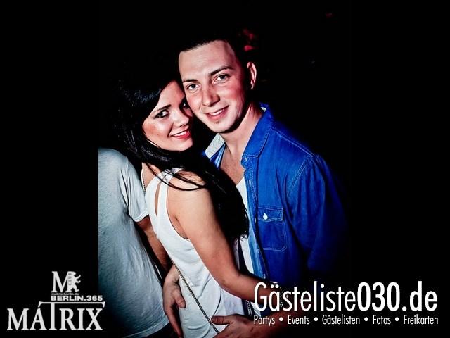 https://www.gaesteliste030.de/Partyfoto #33 Matrix Berlin vom 22.09.2012