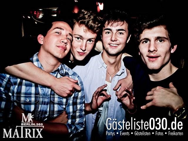 https://www.gaesteliste030.de/Partyfoto #55 Matrix Berlin vom 22.09.2012