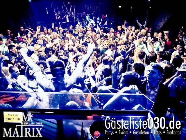 https://www.gaesteliste030.de/Partyfoto #40 Matrix Berlin vom 22.09.2012