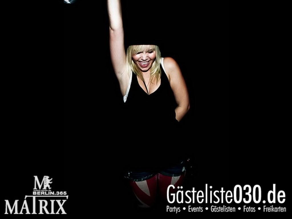 Partyfoto #75 Matrix 22.09.2012 Rebel Night