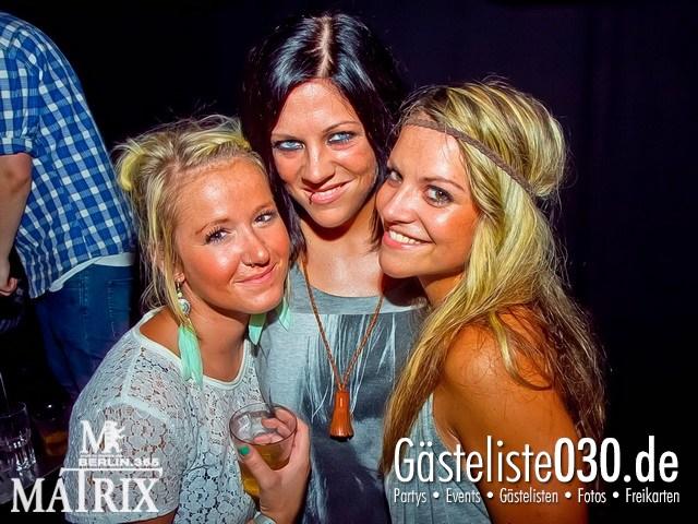 https://www.gaesteliste030.de/Partyfoto #87 Matrix Berlin vom 08.08.2012