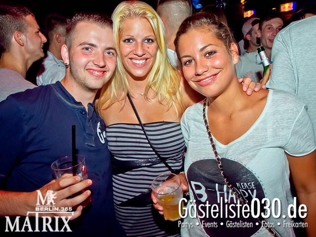 https://www.gaesteliste030.de/Partyfoto #38 Matrix Berlin vom 08.08.2012