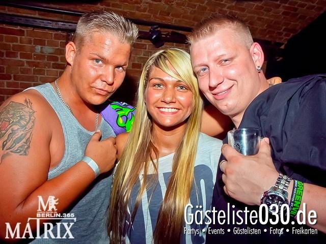 https://www.gaesteliste030.de/Partyfoto #41 Matrix Berlin vom 08.08.2012