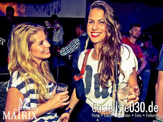 https://www.gaesteliste030.de/Partyfoto #15 Matrix Berlin vom 08.08.2012