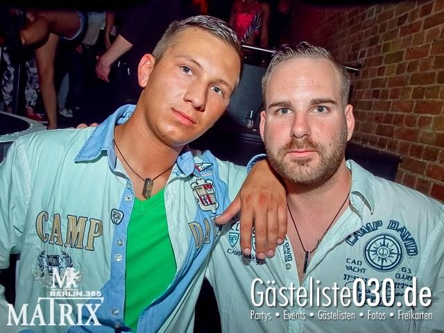 https://www.gaesteliste030.de/Partyfoto #88 Matrix Berlin vom 08.08.2012