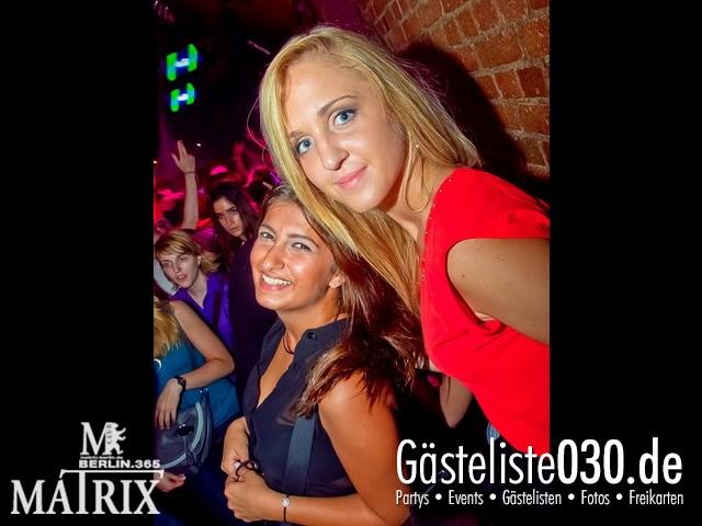 https://www.gaesteliste030.de/Partyfoto #95 Matrix Berlin vom 08.08.2012