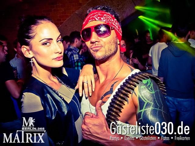https://www.gaesteliste030.de/Partyfoto #27 Matrix Berlin vom 19.09.2012