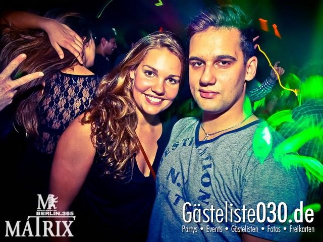 https://www.gaesteliste030.de/Partyfoto #86 Matrix Berlin vom 19.09.2012
