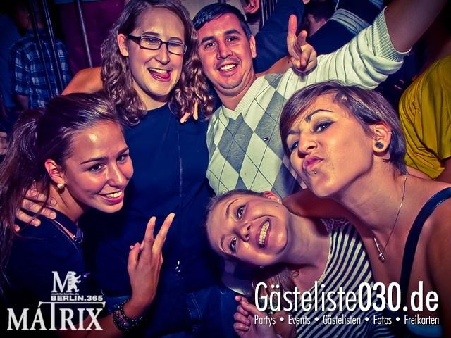 https://www.gaesteliste030.de/Partyfoto #117 Matrix Berlin vom 19.09.2012