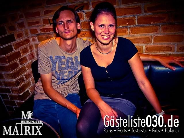https://www.gaesteliste030.de/Partyfoto #131 Matrix Berlin vom 19.09.2012