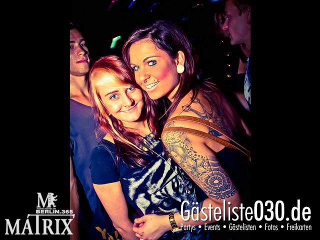 https://www.gaesteliste030.de/Partyfoto #49 Matrix Berlin vom 19.09.2012