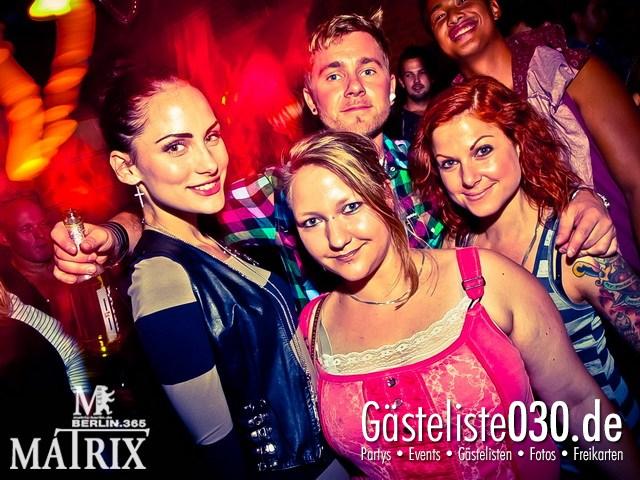 https://www.gaesteliste030.de/Partyfoto #72 Matrix Berlin vom 19.09.2012