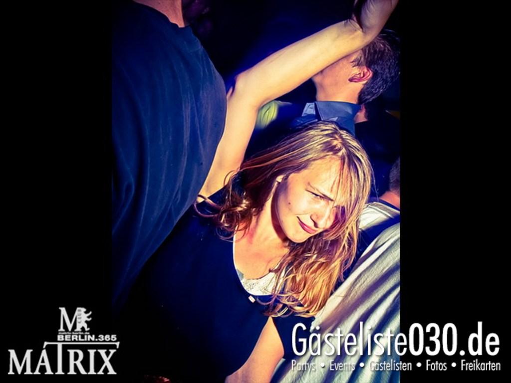Partyfoto #50 Matrix 19.09.2012 Allure