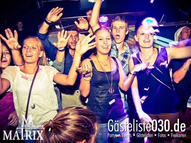 https://www.gaesteliste030.de/Partyfoto #81 Matrix Berlin vom 19.09.2012