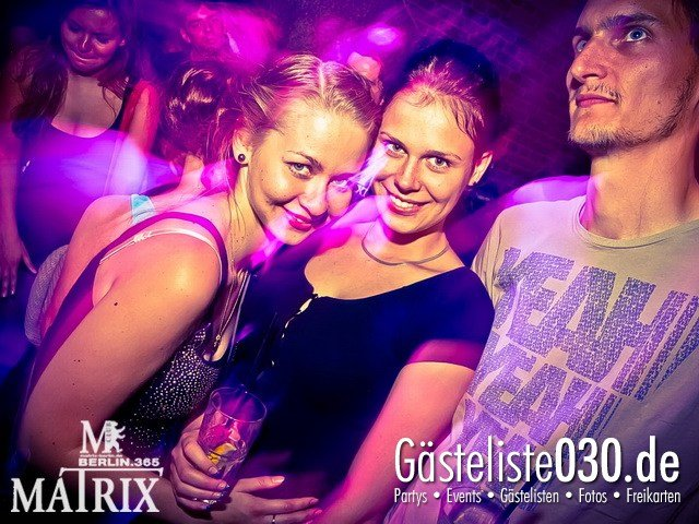 https://www.gaesteliste030.de/Partyfoto #95 Matrix Berlin vom 19.09.2012