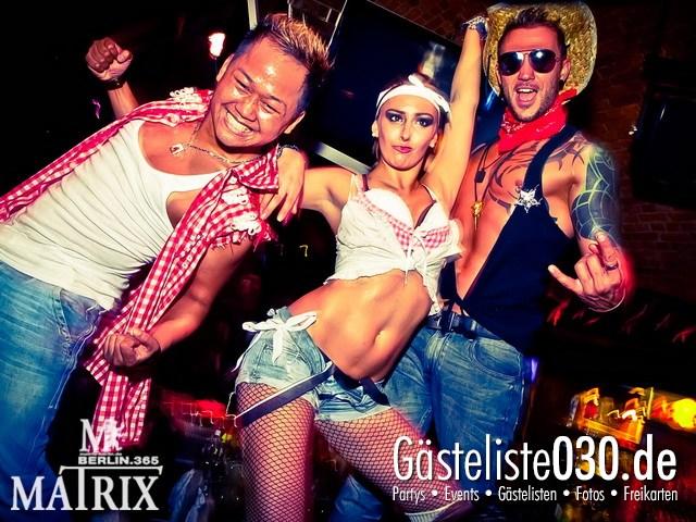 https://www.gaesteliste030.de/Partyfoto #137 Matrix Berlin vom 19.09.2012