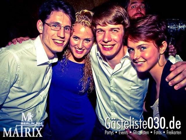 https://www.gaesteliste030.de/Partyfoto #8 Matrix Berlin vom 19.09.2012