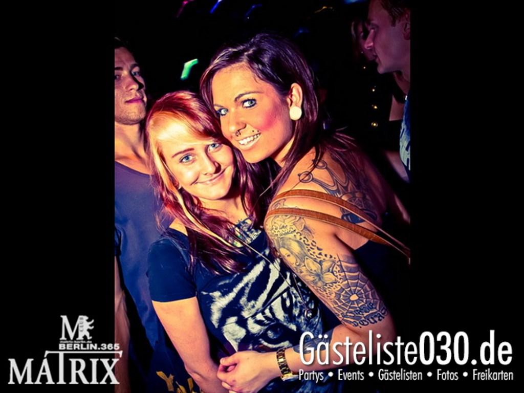 Partyfoto #49 Matrix 19.09.2012 Allure