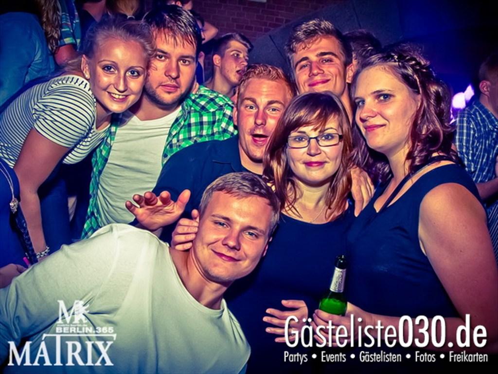 Partyfoto #48 Matrix 19.09.2012 Allure