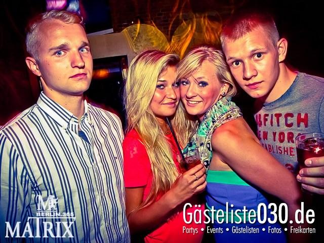 https://www.gaesteliste030.de/Partyfoto #108 Matrix Berlin vom 19.09.2012