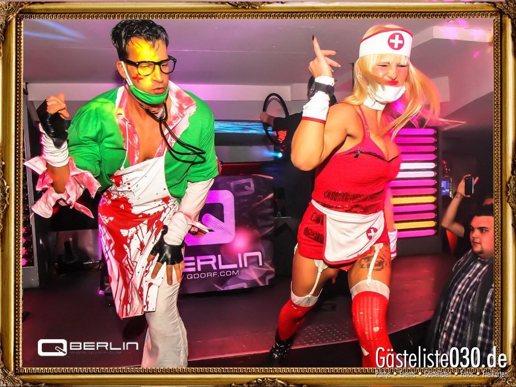 Partyfoto #75 Q-Dorf 17.11.2012 Saturday Mania pres. DJ Alex C.