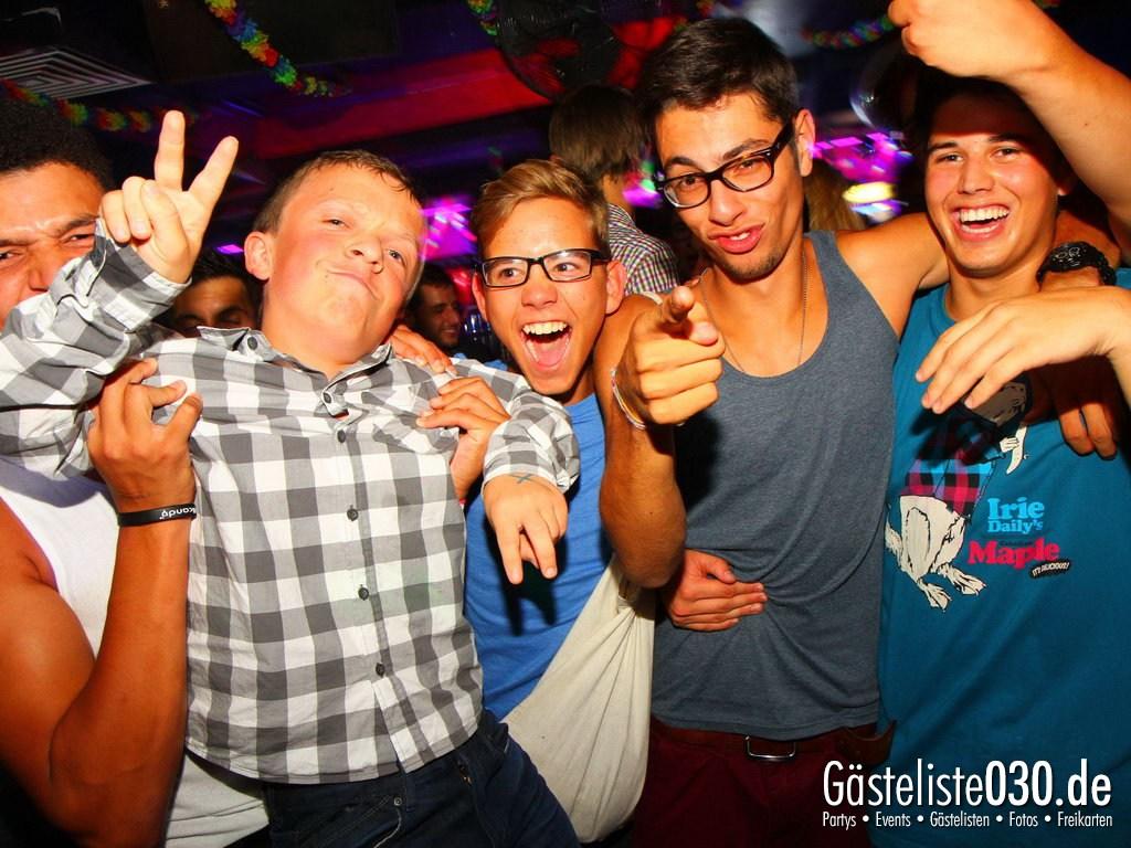Partyfoto #48 Q-Dorf 15.08.2012 Abi Maniac