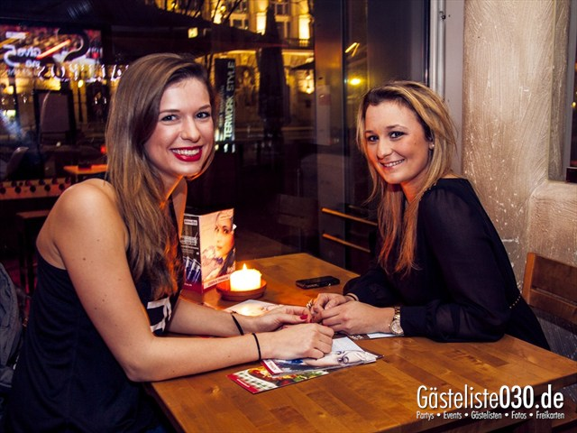 https://www.gaesteliste030.de/Partyfoto #36 Sausalitos Berlin vom 31.12.2012