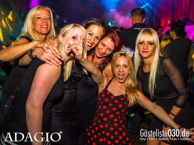 Partypics Adagio 12.07.2013 Ladies Night