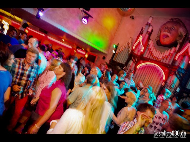 Partypics Alberts 18.05.2013 Ü30 Party im Ü31 Club Berlin