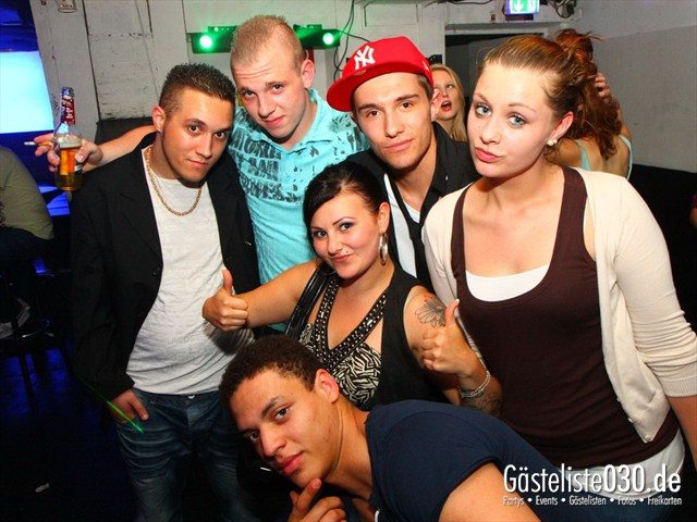 Partypics Q-Dorf 21.06.2012 World Tour - We Love Tourists