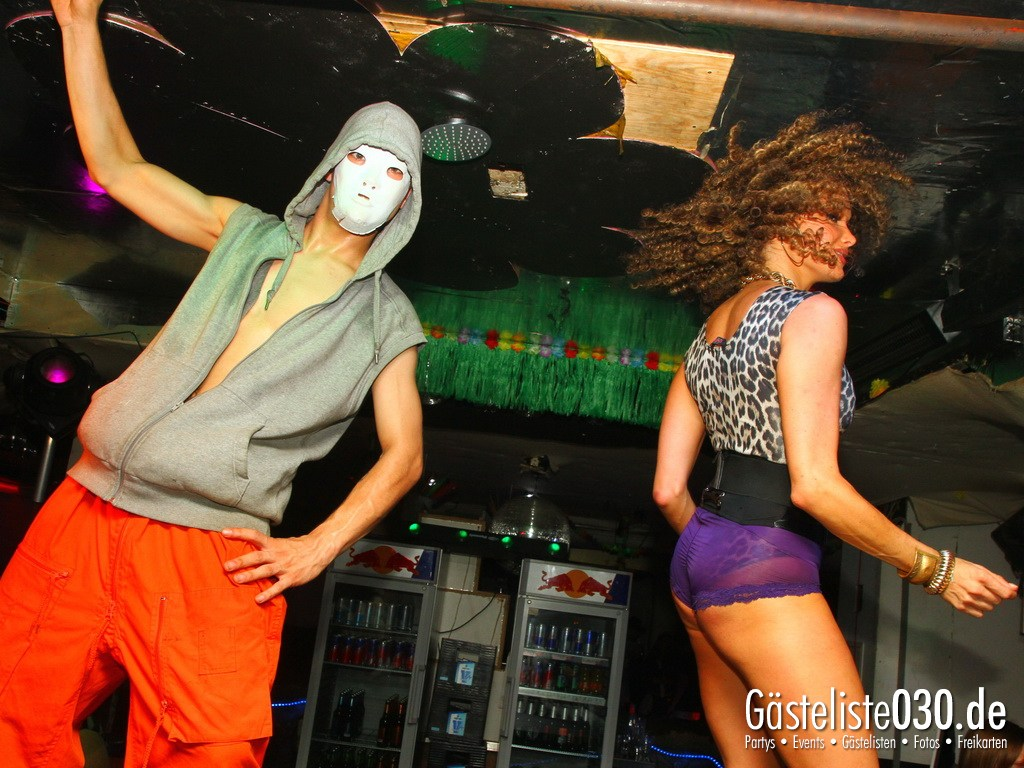 Partyfoto #50 Q-Dorf 21.08.2012 Black Attack