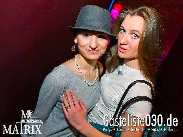 https://www.gaesteliste030.de/Partyfoto #51 Matrix Berlin vom 19.05.2012