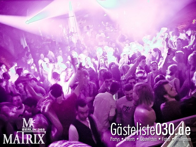 https://www.gaesteliste030.de/Partyfoto #11 Matrix Berlin vom 19.05.2012