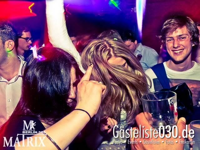 https://www.gaesteliste030.de/Partyfoto #52 Matrix Berlin vom 19.05.2012
