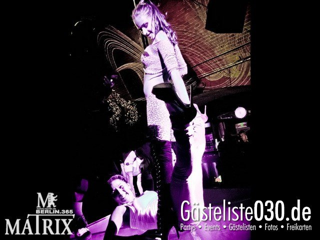https://www.gaesteliste030.de/Partyfoto #81 Matrix Berlin vom 19.05.2012