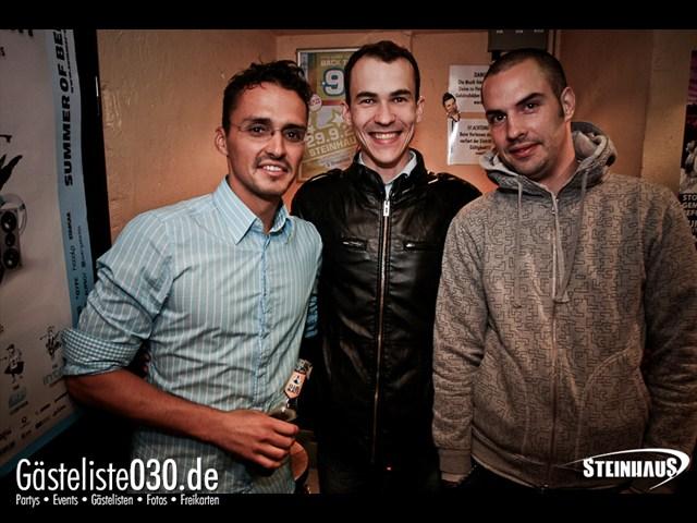 https://www.gaesteliste030.de/Partyfoto #31 Steinhaus Berlin vom 07.09.2012