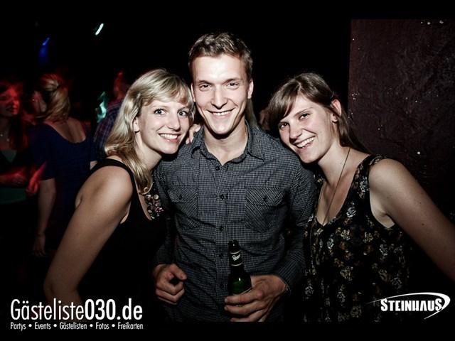 https://www.gaesteliste030.de/Partyfoto #11 Steinhaus Berlin vom 07.09.2012