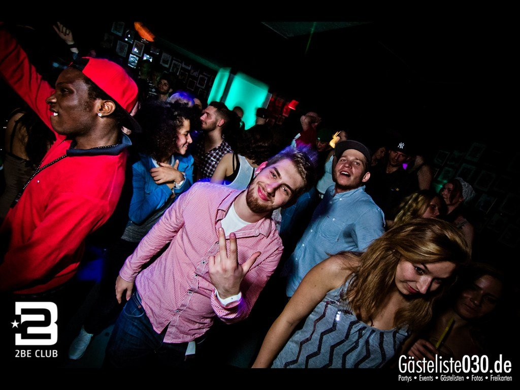 Partyfoto #75 2BE Club 17.11.2012 I Love My Place 2Be