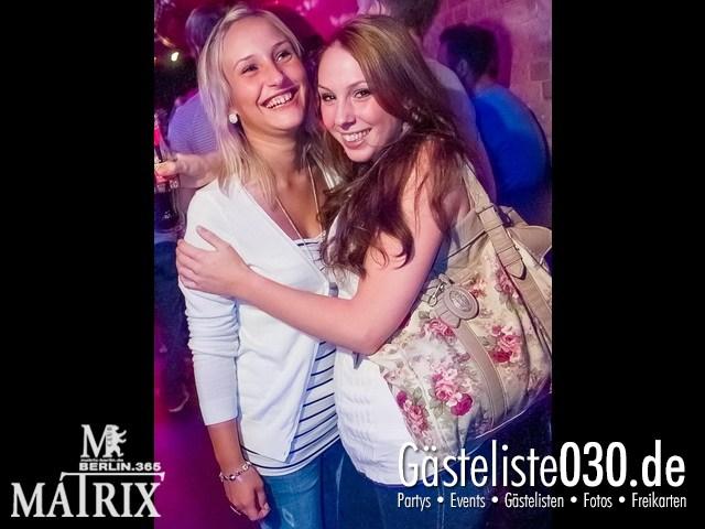 https://www.gaesteliste030.de/Partyfoto #5 Matrix Berlin vom 27.06.2012